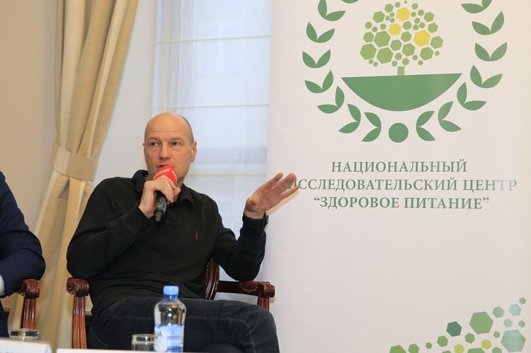 Юрий Строфилов, марафонец, платформа s10.run