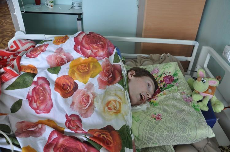 Ирина Пекарская 10 лет прикована к постели