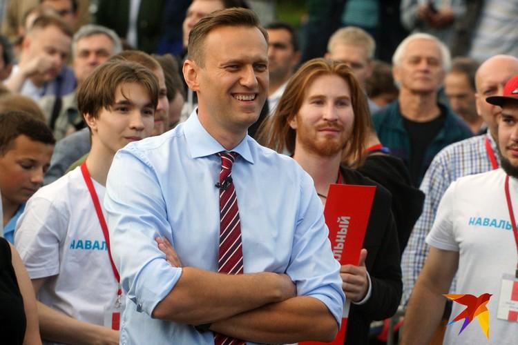 Алексей Навальный спровоцировал беспорядки 27 июля своими призывами к несогласованной акции