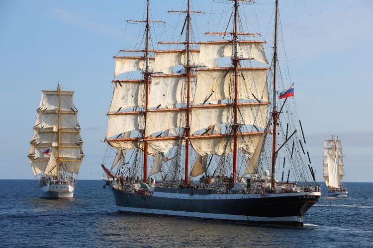 Впереди у «Седова» – 19 заходов в иностранные порты.