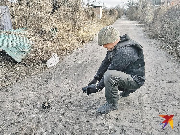 Фото: Личный архив Дмитрия Стешина
