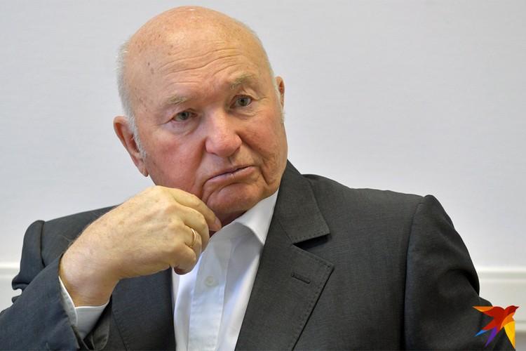 Бывший мэр Москвы скончался 10 декабря 2019 г.