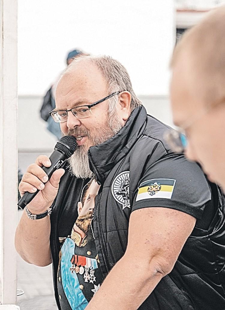 Андрей Кормухин. Фото: vk.com