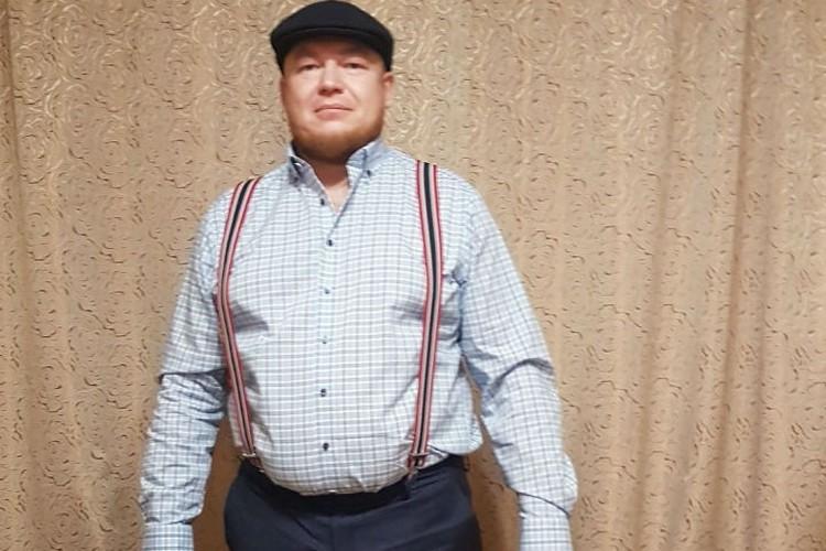 Вячеслав работает автомехаником. Фото: личный архив Вячеслава Зезюли.