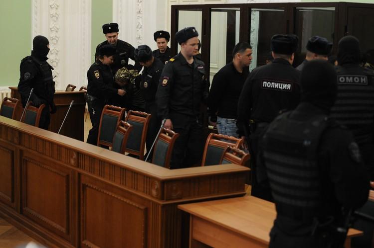 Шохиста Каримова не смогла спокойно выслушать приговор.