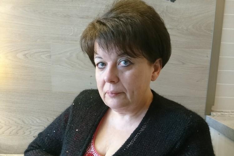 Людмила Адаменкова.