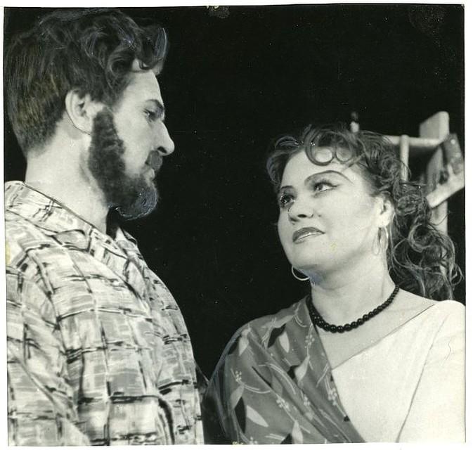 Актриса повлияла на коми театр и драматургию. Фото пресс-службы театра драмы им В. Савина