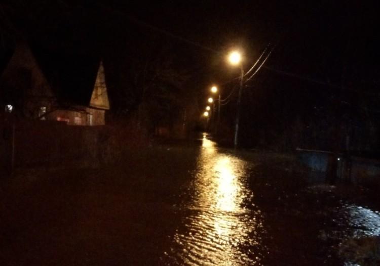 Особенно не повезло жителям поселков Горная и Александровская. Фото: vk.com/spb_today