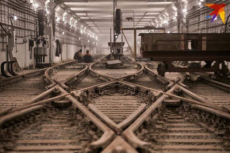 На строящейся ветке метро запустят новые поезда «Штадлер».
