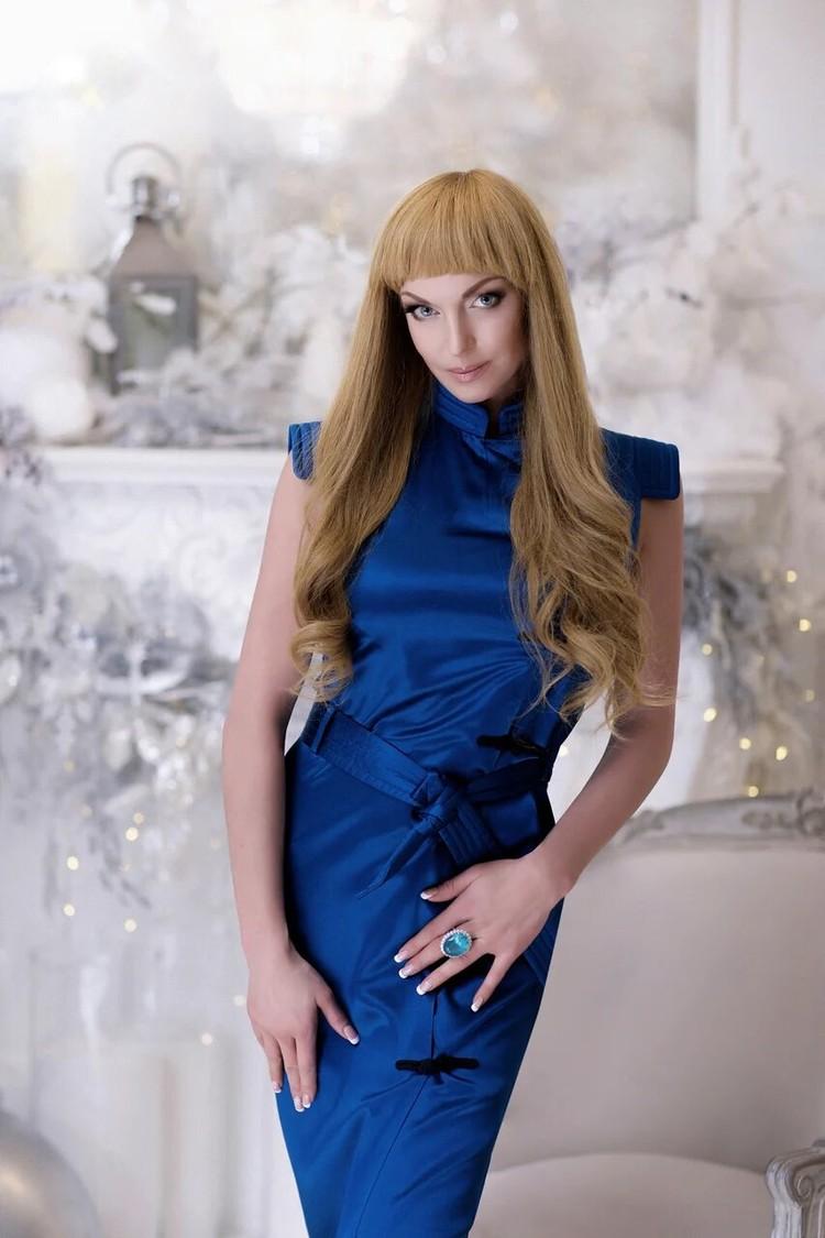 Такой красавицу увидела фотограф Елена Галицына