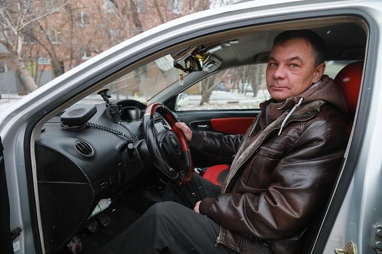 Пилот Андрей Чанчиков