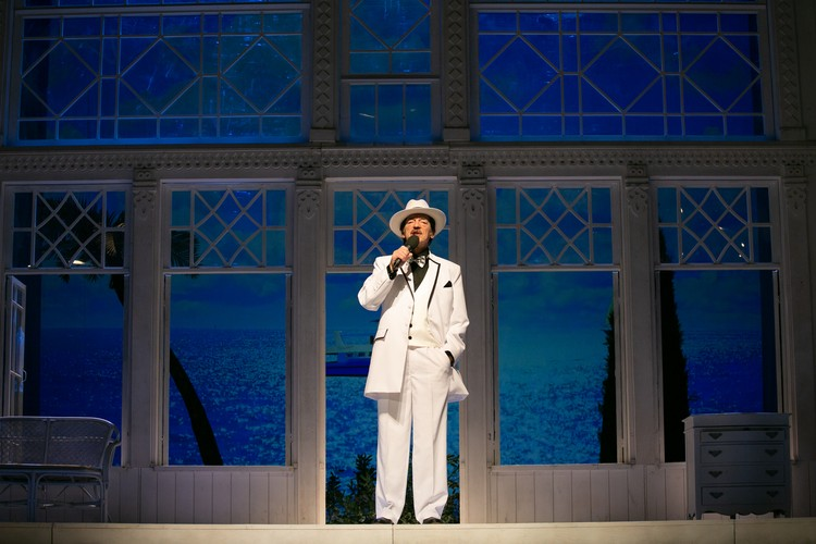 Михаил Боярский в свой юбилей вышел на сцену Фото: Академический Театр имени Ленсовета