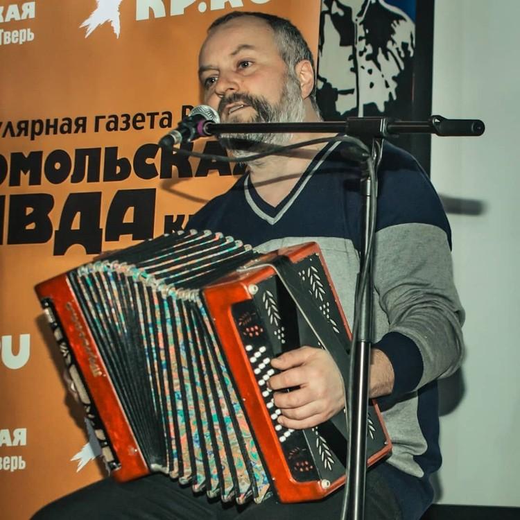 Участник конкурса Николай Боярских. Фото: Денис Коротков