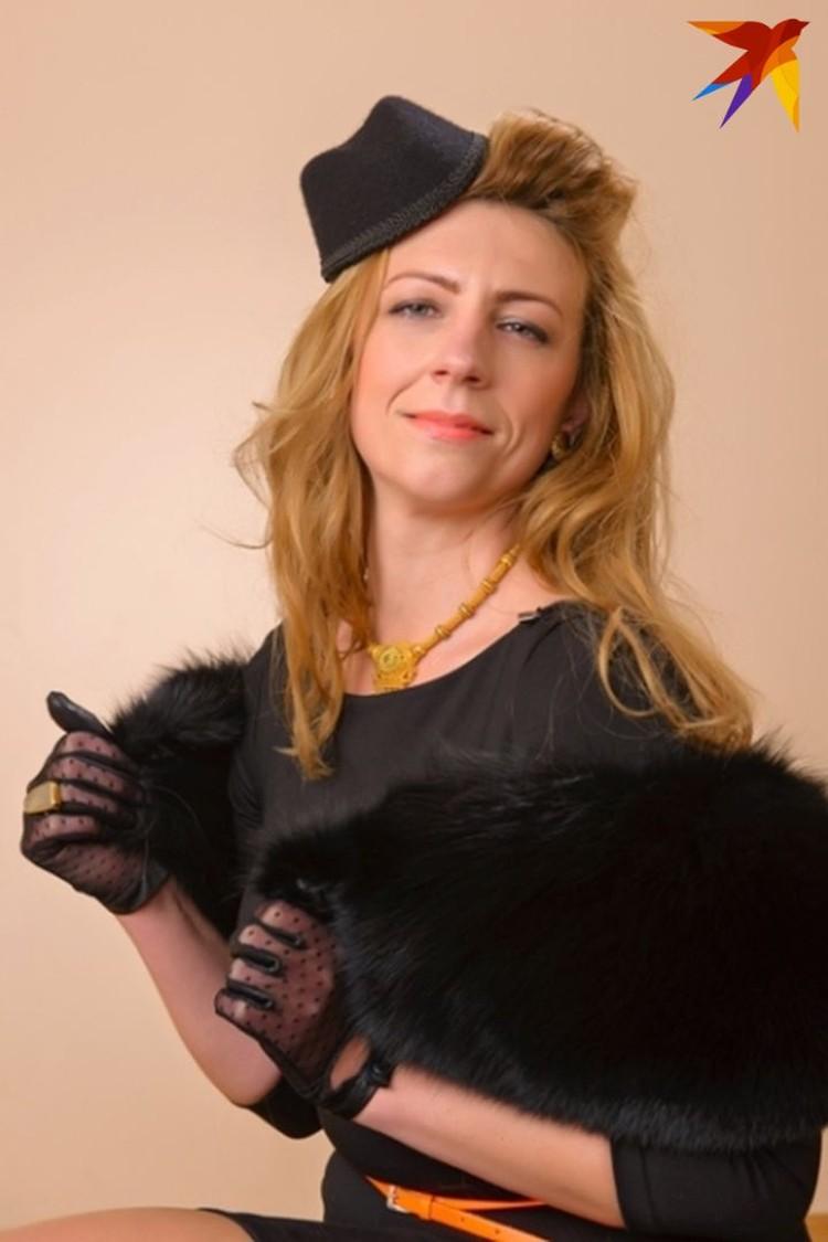 Светлана занимается созданием шляпок седьмой год. Фото: личный архив.