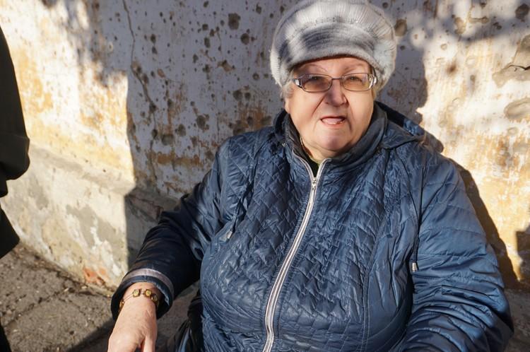 Наталья Николаевна.
