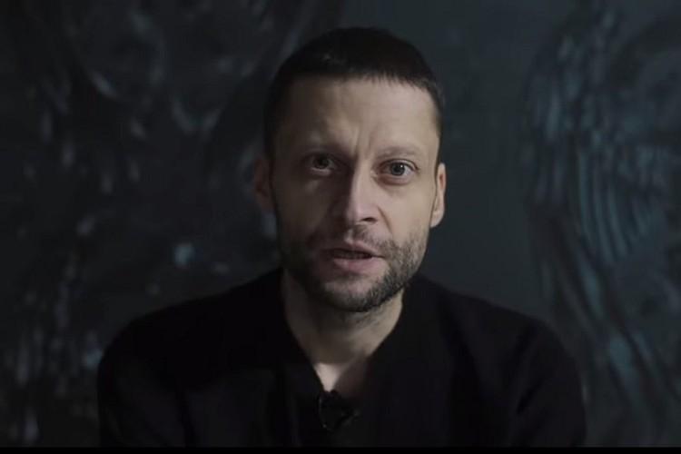 Перед смертью онколог Андрей Павленко оставил видеообращение. Фото: кадр с видео: youtube.com