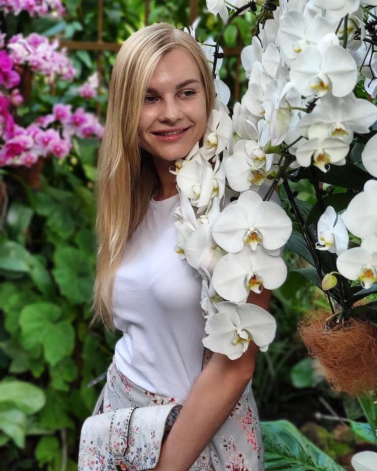 Бортпроводница Мария Микитюк. Фото: Соцсети