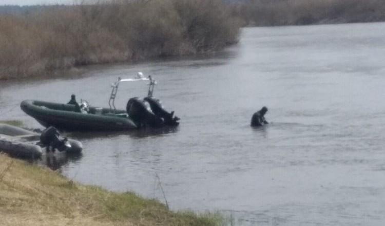 Нож подозреваемые выбросили в реку. Фото: Следственный комитет