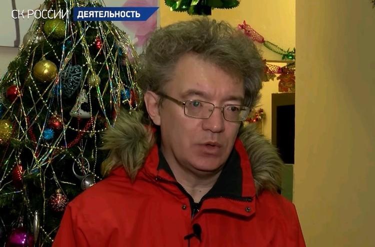 Президент Лиги защиты пациентов Александр Саверский.