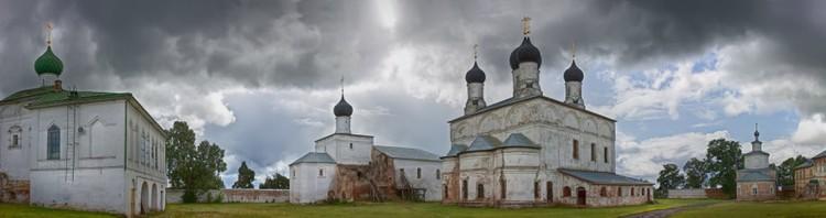 Свято-Троицкий Макариево-Унженский мужской монастырь. Фото makaryev.cerkov.ru