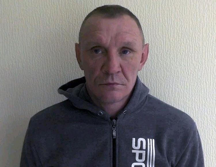 Сергей Каменев пришел в полицию сам, потому что очень замерз в лесу.