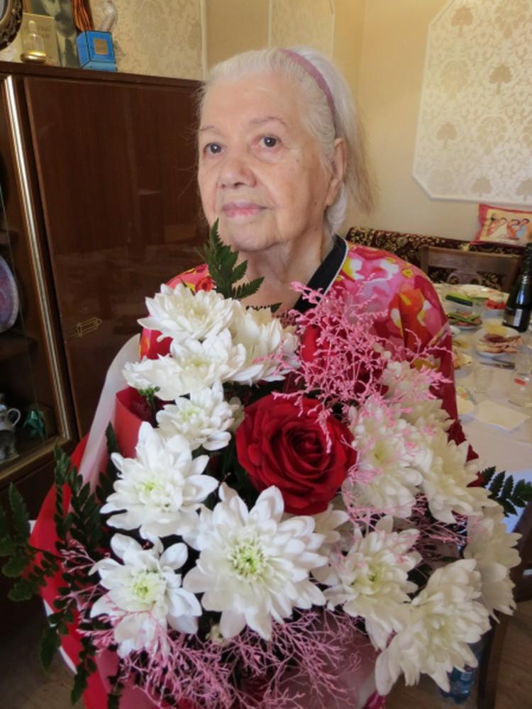 Александра Яковлевна искренне любила свою работу и всегда пользовалась уважением коллег