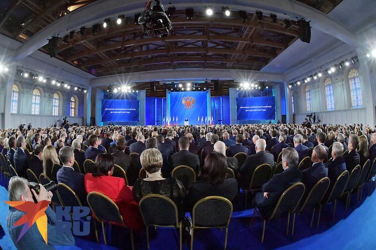 Владимир Путин предложил увеличить маткапитал