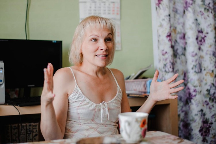 Анна Немчинова.