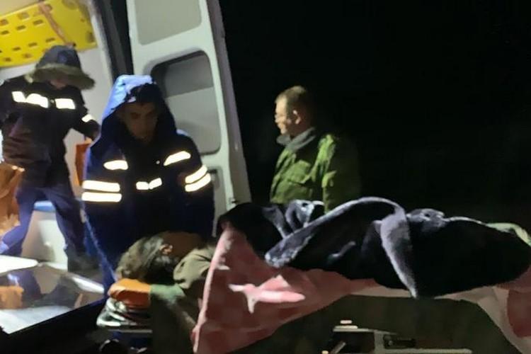 Спасатели вертолетом доставили в Хабаровск мать с новорожденным ребенком
