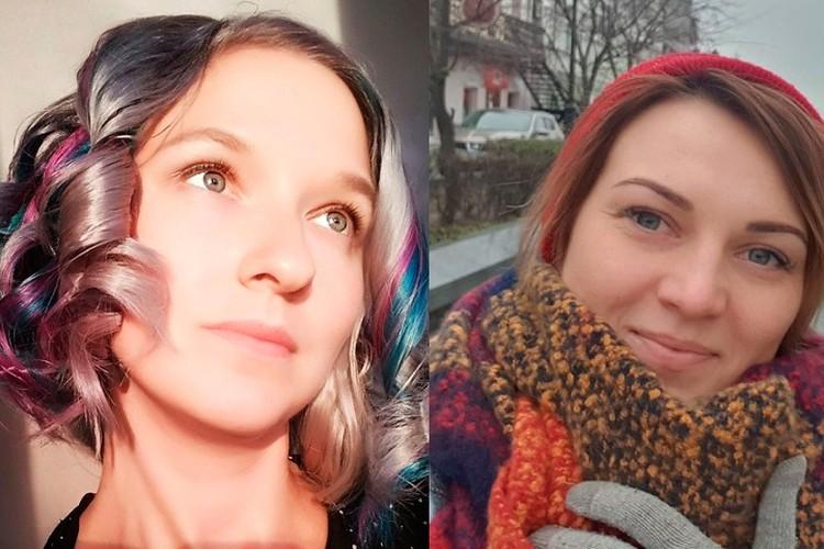 Наши героини: Галина Киселева (слева) и Марина Малафеева.