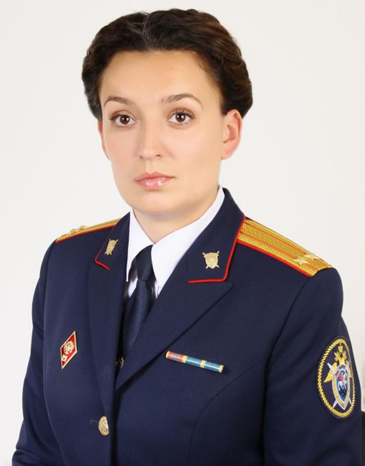 Официальный представитель Следственного комитета по Смоленской области Наталья Зуева