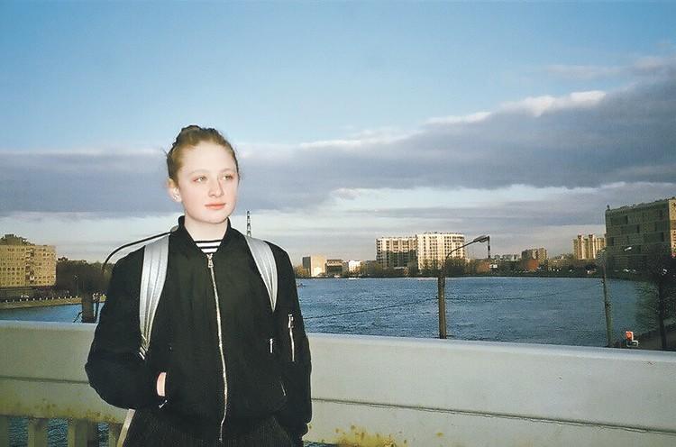Оля оканчивает ГИТИС. Фото: instagram.com