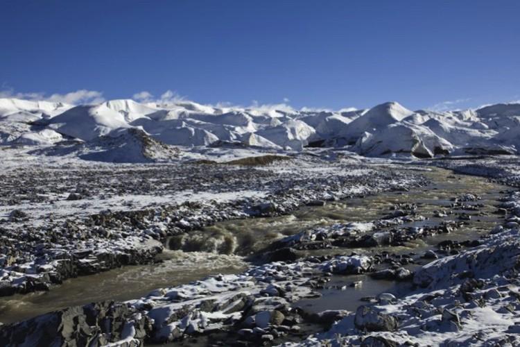 Ледники таят - вирусы разлетаются по миру.