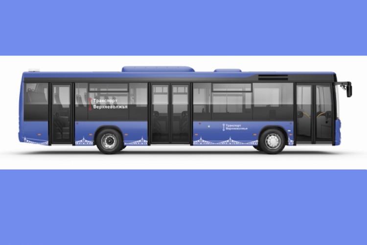 Автобус «ЛиАЗ-5292» вмещает 105 пассажиров. Графика: ПТО