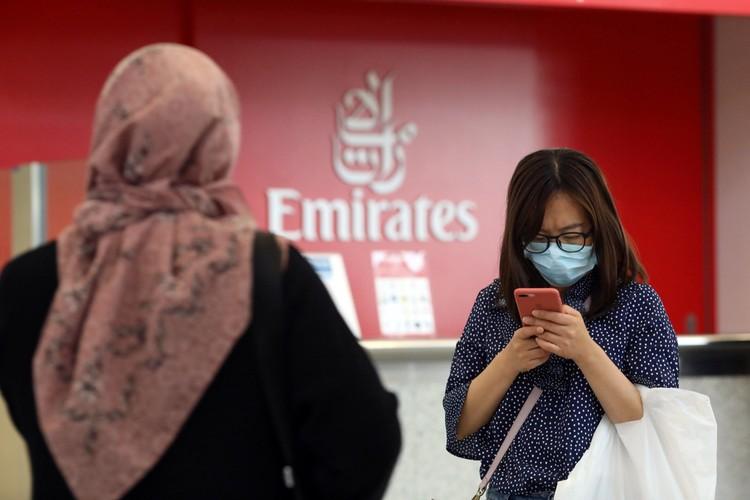 По данным карты распространения коронавируса, заболевание зарегистрировано почти в 20 странах. К этому списку добавились Арабские Эмираты.
