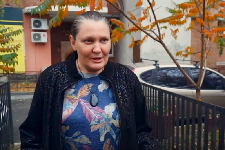 Монтян не боится говорить то, за что на Украине люди попадают в обменный резерв. Фото: youtube.com / Татьяна Монтян