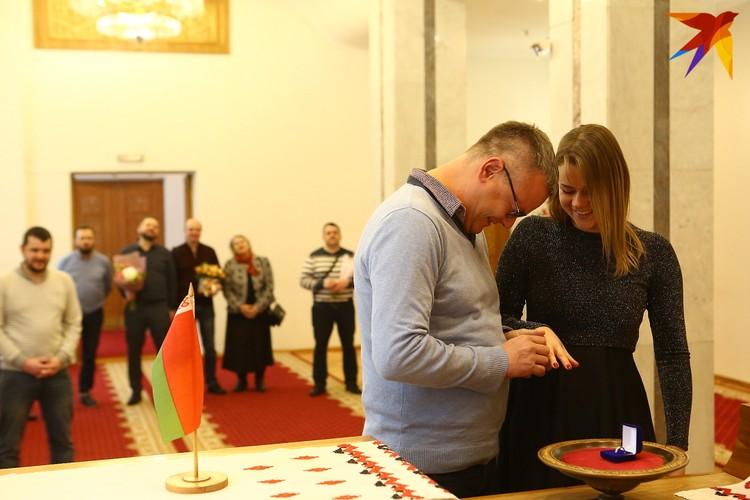 Алексей и Наталья познакомились всего несколько месяцев назад.