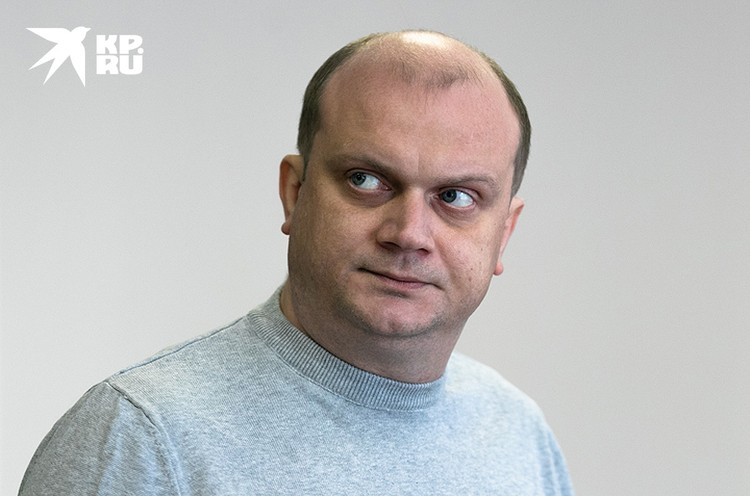 Бывший руководитель миграционного отдела МВД Башкирии по Уфимскому району Павел Яромчук.
