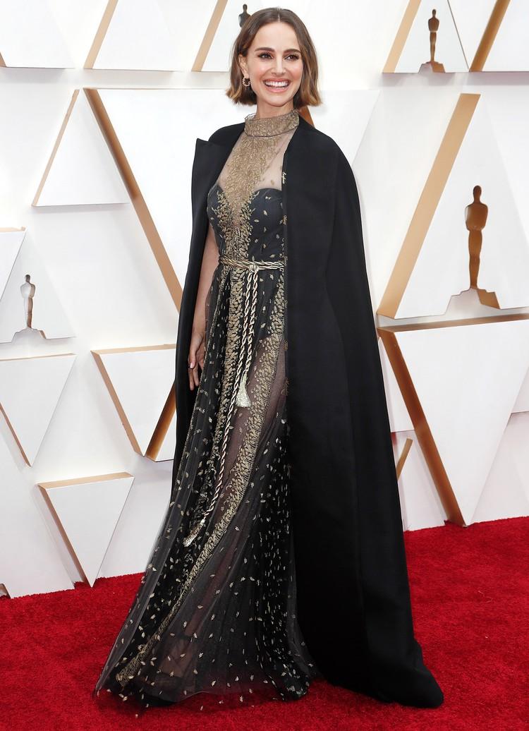 Натали Портман тоже выбрала Dior