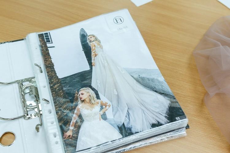 Сегодня платья Елены покупают и в Германии, и в Чехии Фото: Диля Ахмадишина