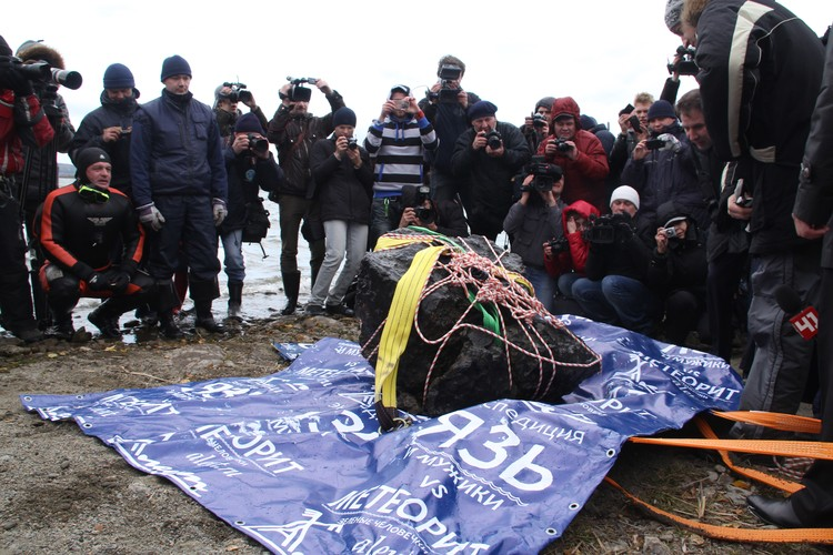 В Чебаркуль приезжали сотни журналистов со всего мира.