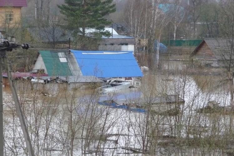 Кузбассовцам нужно заранее подготовиться к паводку и не забыть застраховать имущество.