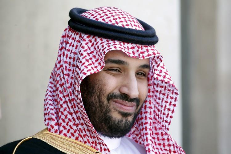 Наследный принц Мохаммед бен Салман