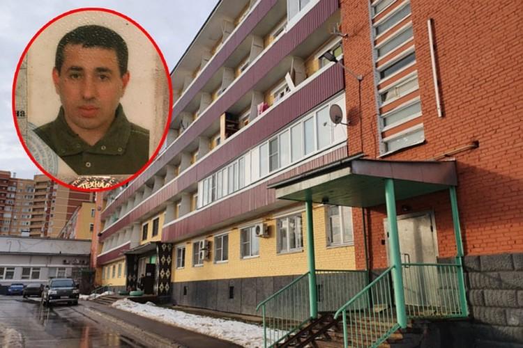 Общежитие в поселке Селятино Наро-Фоминского района Подмосковья, где 16 февраля бывший муж застрелил мать пятерых детей
