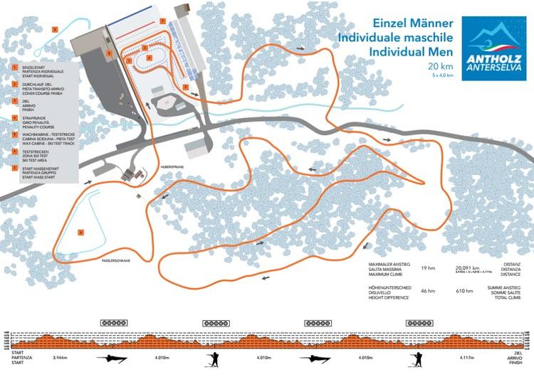 Фото: официальный сайт ЧМ по биатлону 2020