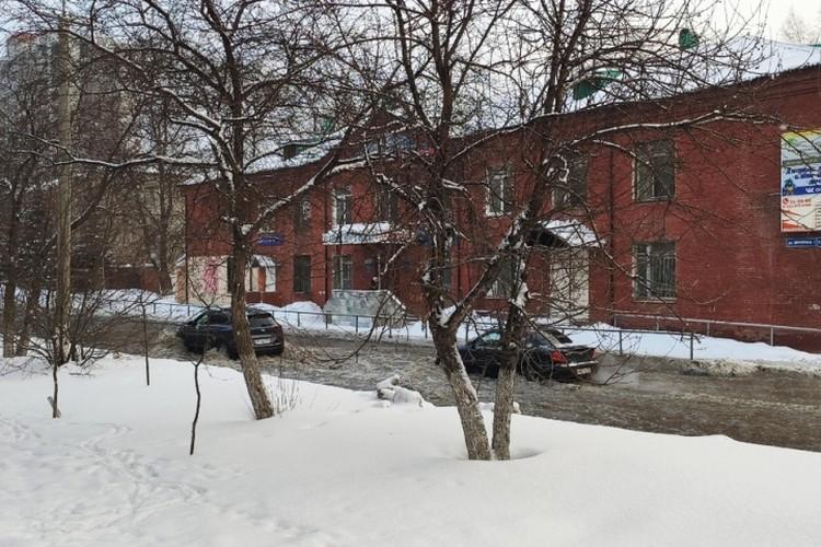 Такую картину застали утром кемеровчане не пересечении улиц Сарыгина и Мичурина