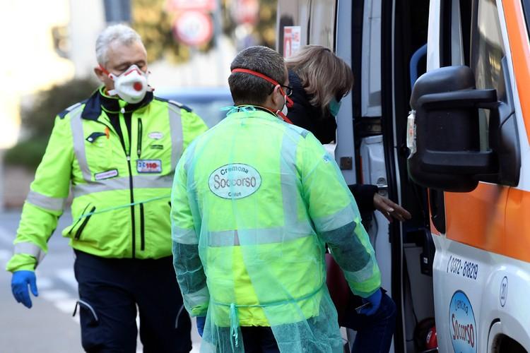 Из-за коронавируса в Италии ввели чрезвычайное положение