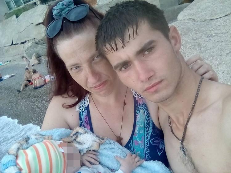 Елена и Антон Ауловы поженились в 2018 году. Фото: личный архив
