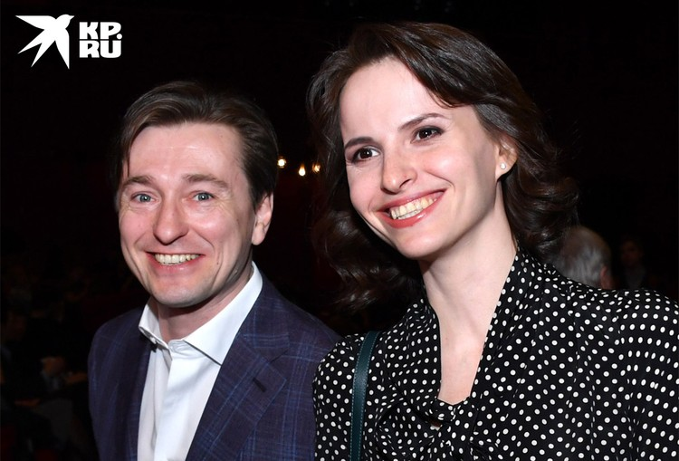 Сергей Безруков и Анна Матисон.