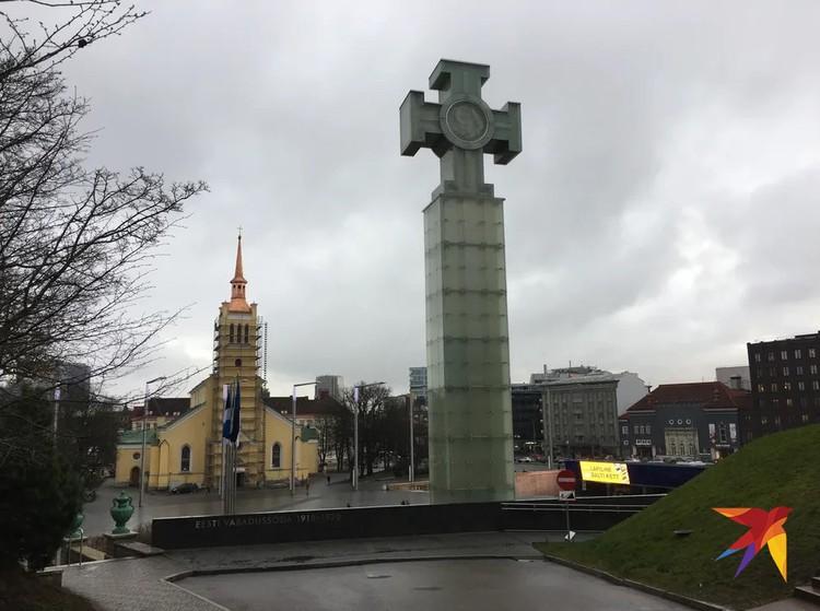 Mонумент победы в Освободительной войне.